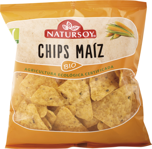 chips de maiz natursoy