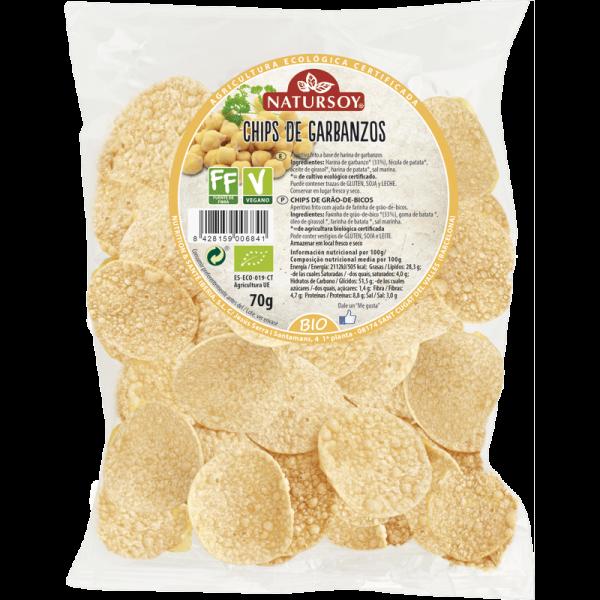 chips garbanzos