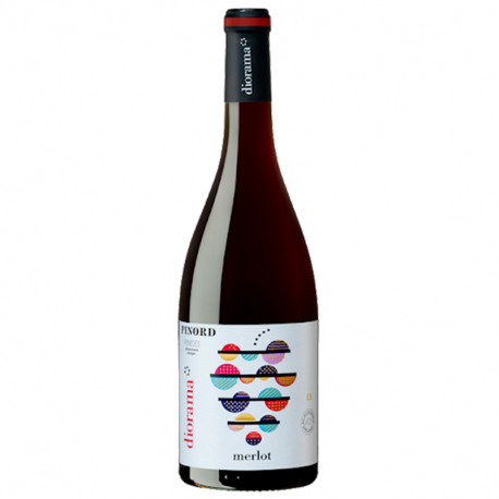 vino-tinto-diorama-merlot-do-penedes