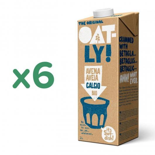 oatly calcio pack 6