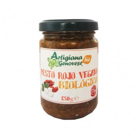 salsa_pesto_rosso_vegana_artigiana_genovese_130_g